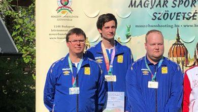 Photo of EM-silver för Osbys Emil Martinsson – totalt tio medaljer i viltmål