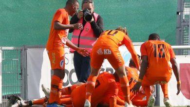 Photo of DM och derby när Kristianstad FC och Nosaby möts