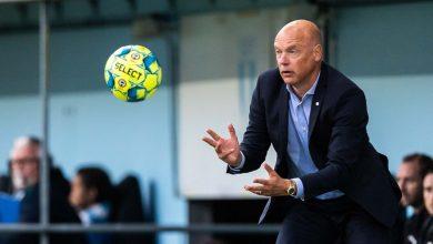 Photo of Uwe Rösler: Vi kommer från ett par riktigt bra hemmamatcher