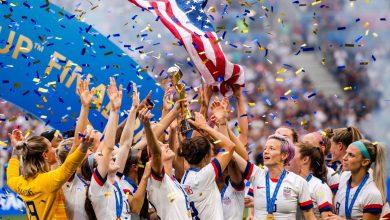 Photo of USA stärker greppet över toppen av FIFA-rankningen