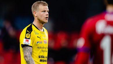 Photo of Tvåfaldige återvändaren på väg ta Mjällby till Allsvenskan på nytt