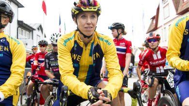 Photo of Lisa Nordén med i den svenska truppen till cykel-VM