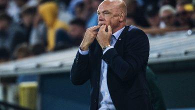 Photo of Uwe Rösler: Vi börjar gärna med en stor smäll