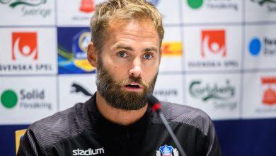 """Photo of Olof Mellberg inför Skånederbyt: """"Spännande"""""""