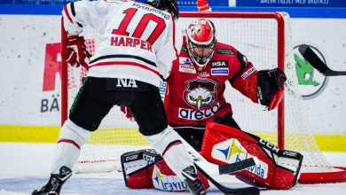 Photo of Storspelande Alsenfelt bakom Redhawks seger