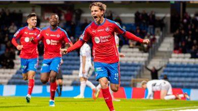 Photo of Max Svenssons dubbel gav HIF tre poäng