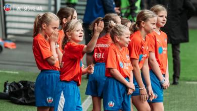 Photo of Öresundskraft och Wihlborgs samarbetar med HIFs flickfotboll