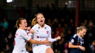 Photo of Anvegårds kvittering förde FC Rosengård ännu närmare guldet