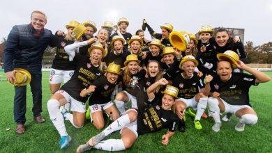Photo of FC Rosengård svenska mästare –  knep nödvändiga poängen