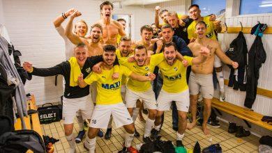 Photo of Dramatik och nervdaller när Tahiri sköt IFK Malmö kvar i division 2