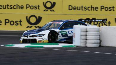 Photo of Finaldags för Joel Eriksson i DTM – fältet förstärks med Jenson Button