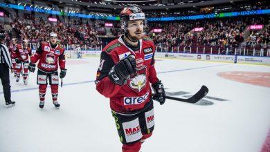 Photo of Emil Molin lämnar Malmö Redhawks