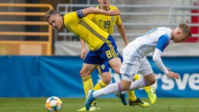Photo of Bildspecial: Sverige-Island U21 EM-kval