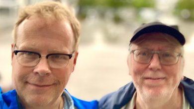 Photo of Möt Ole och Hasse som summerar