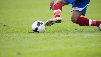 Photo of Fotbollsspelare som ett paket