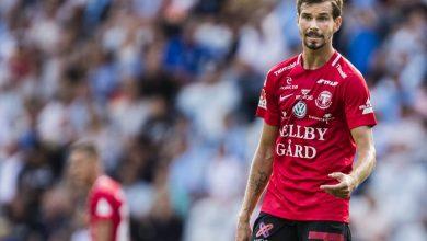 Photo of Sebastian Ohlsson lämnar Trelleborgs FF