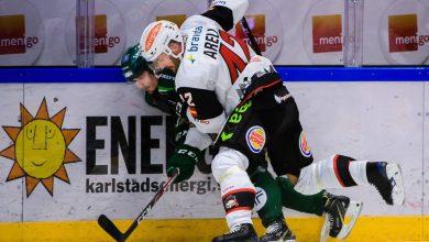 """Photo of Redhawksbacken hoppas på fysiskt derby: """"Tror det gynnar mig"""""""