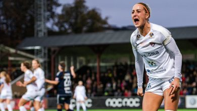 Photo of Två år till i FC Rosengård för Sanne Troelsgaard