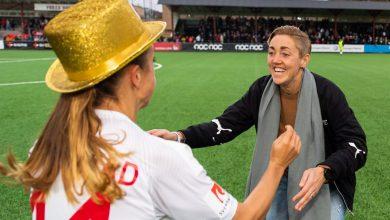 Photo of Tio frågor till Therese Sjögran om FC Rosengårds guldsäsong