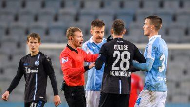 Photo of MFF laddade med att för första gången förlora mot ett danskt lag