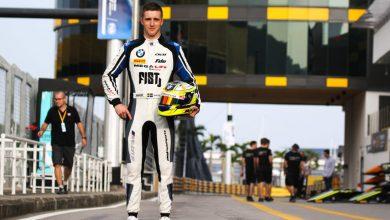 Photo of Joel Eriksson handplockad av BMW till GT-VM i Macau