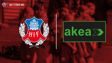 Photo of AKEA ny samarbetspartner till flick & damfotboll i HIF