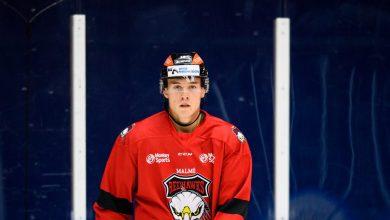 Photo of Malmö Redhawks förlänger med talangen Linus Cronholm