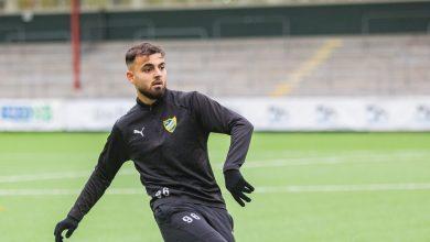 Photo of Förre IFK Malmö-spelaren på provspel hos division ett-klubb