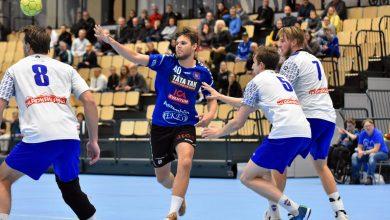 """Photo of IK Lågans Casper Lundh: """"Smärtan kommer inte hindra mig för fortsatt spel"""""""