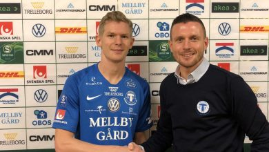 Photo of Fritiof Björkén återvänder till Skåne – klar för Trelleborgs FF