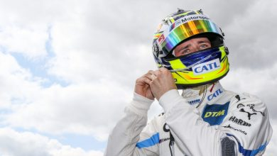Photo of Joel Eriksson lämnar BMW:s DTM-team