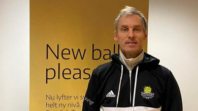 Photo of David Ekerot blir huvudansvarig i Swedish Tennis Academy