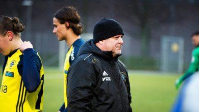 Photo of Ängelholms FF förstärker med duo