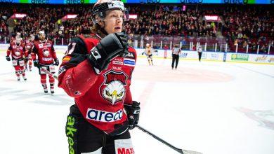 Photo of Emil Sylvegård blir ersättare i Tre Kronor