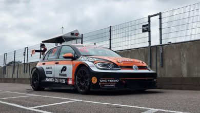 Photo of Dubbla V8 Thunder Cars-mästaren Emil Persson kör STCC med Kågered Racing