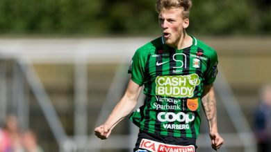 Photo of Teddy Bergqvist klar för dansk klubb