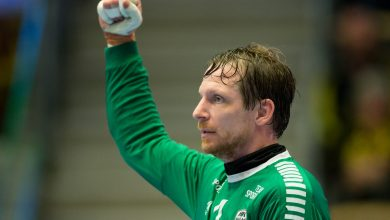 Photo of Dan Beutler tillbaka i HK Malmö