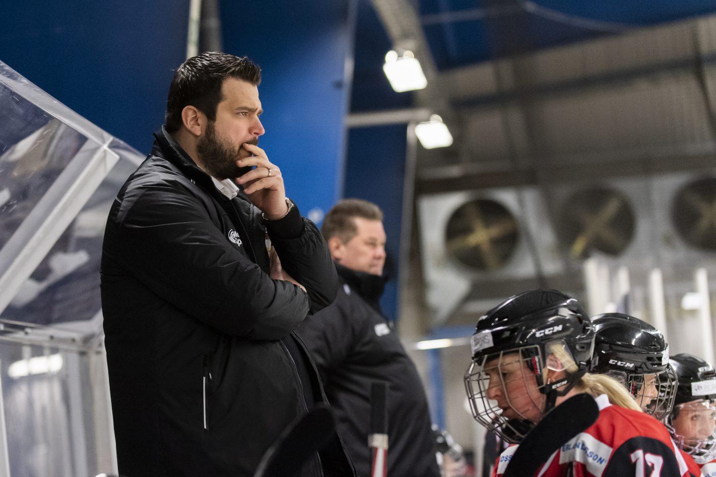 """Redhawks möter Färjestad i SDHL-kvalet: """"Är väl förberedda"""""""