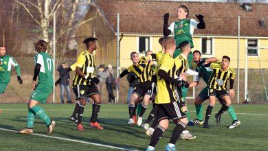 Photo of Bildspecial: IFK Hässleholm – BK Olympic
