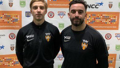 Photo of Kristianstad FC plockar in duo
