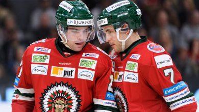 Photo of Duon Westerholm ansluter till Malmö Redhawks