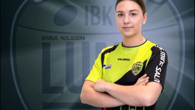 Photo of Säsongens första nyförvärv för IBK Lund