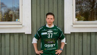 Photo of Ny huvudtränare i OV Helsingborg