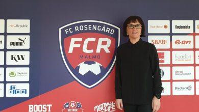 Photo of Jenny Damgaard ny tf klubbchef hos FC Rosengård