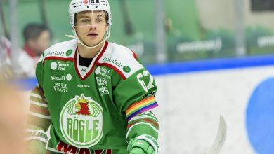 Photo of Leon Bristedt stannar i Rögle – trots NHL-intresse