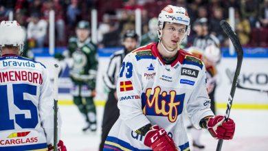 Photo of Malmö Redhawks förlänger med Adam Ollas Mattsson