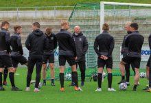 Photo of Laddat och klart hos Lunds BK