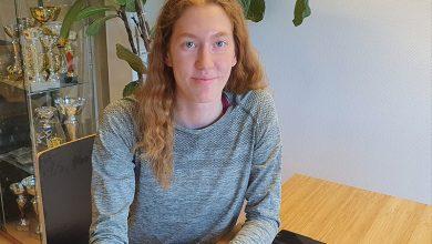 Photo of Framtidslöftet Ida Johansson till Lunds VK