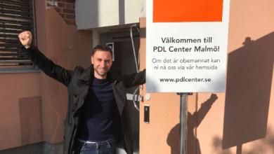 Photo of PDL Center Malmö öppnar till helgen
