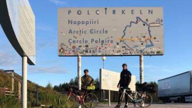 Photo of Ett äventyr från norr till söder för grabbarna från Blentarp
